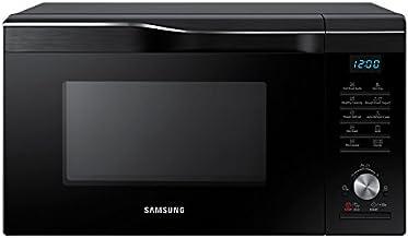 Samsung MC28M6055CK - Microondas (Encimera, Microondas combinado, 28 L, 900 W, Giratorio, Tocar, Negro)