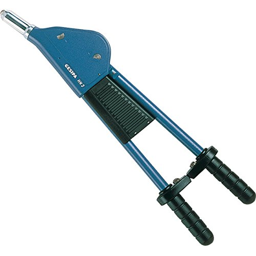 Gesipa 0007693090005 Remachadora manual, 3-6.4 mm