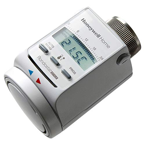 Honeywell Home Rondostat HR20-Style - Termostato programmabile, Bianco