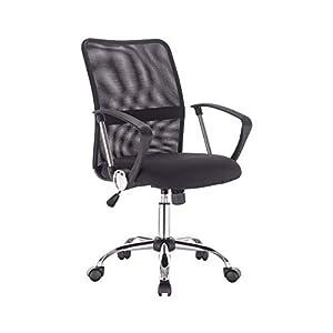 SPECIFICHE: Misure sedia seduta abbassata: H 92,5 x L 56,5 x P 59,5 cm - Sedia seduta alzata: H 102,5 x L 56,5 x P 59,5 cm - Larghezza seduta: L 47,5 cm - Altezza min/max seduta: 47,5/57,5 cm - Altezza schienale: 47,5 cm o Misure braccioli seduta abb...