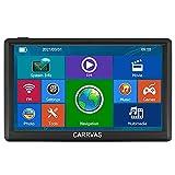 CARRVAS GPS car Navigation, 8G-256M Memory 7-inch Display, Multi-Language Broadcast of The Latest...