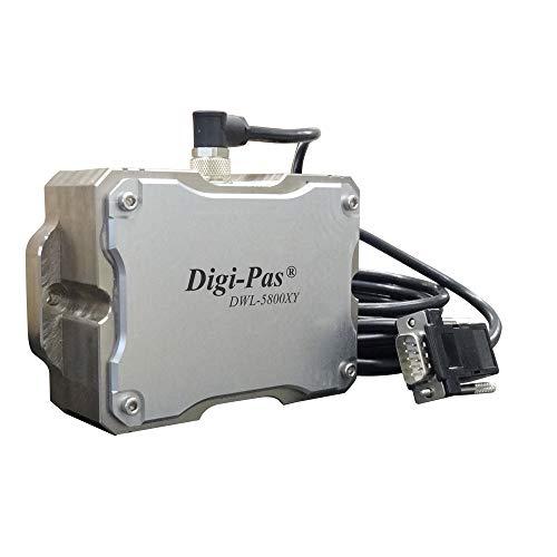 Digi-Pas 2-AXIS Ultra HIGH-Precision Digital Inclination Sensor Module, Tilt Angle Sensor, Inclinometer, DWL5800XY 0.005mm/M NIST-Traceable …