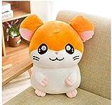DINEGG Juguetes de Peluche Hamtaro Peluche Toy Super Soft Japón Anime Hamster Muñeca Relleno Juguete...