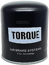 TORQUE 950011 Cartridge for Wabco 1200 Air Dryer & Bendix AD-SP and AD-IS Air Dryer (Replaces Wabco R950011, Bendix 109994, Meritor 950011, Haldex 950011K) (TR950011)
