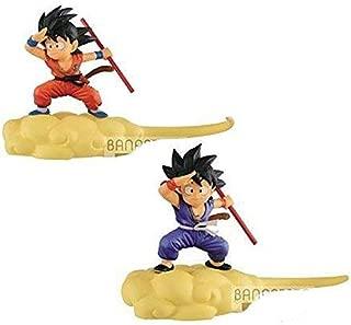 Banpresto DRAGON BALL Go! Flying Nimbus! Son Goku Childhood Set of 2