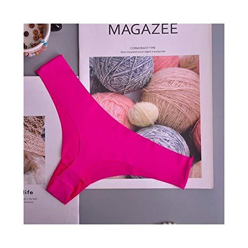 JINGGEGE Tanga transparente de encaje para mujer, ropa interior cómoda, ropa interior para bikini, ropa interior 1 pieza (color: 3, talla: M)