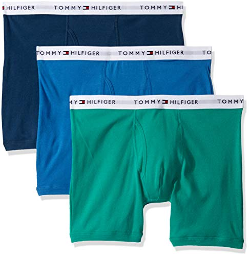 Mens Trunk Boxer Brief Irish Flag Shamrock Clover Stretch Underpants Breathable