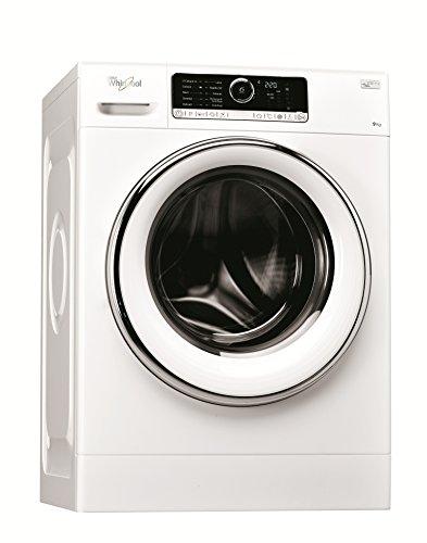 Whirlpool FSCR90421 Libera installazione Carica frontale 9kg 1400Giri/min A+++-20% Bianco lavatrice