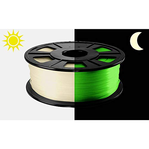 Renkforce Filament PLA 2.85mm groen (fluoreszierend) 500g