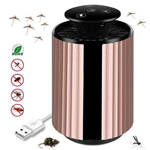 XXCC Lampe Anti-Moustique Anti-Moustique Anti-Moustique ultrasonique électronique et Produit antiparasitaire répulsif Machine Moustiques Inhalateur Piège à Insectes et Anti-parasites