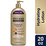 Best Body Lotion For Aging Skins - Gold Bond Ultimate Radiance Renewal for Visibly Dry Review