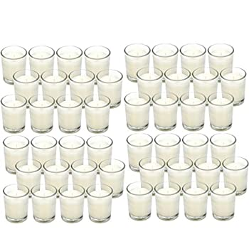 Best votive candles in glass Reviews