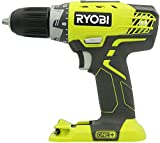 Ryobi 18 Volt 1/2' Inch Cordless Drill With Led Light - P208B - (Bulk Packaged)(Tool Only)