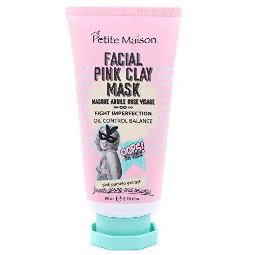 Petite Maison Mascarilla Facial De Arcilla Rosa 80 ml