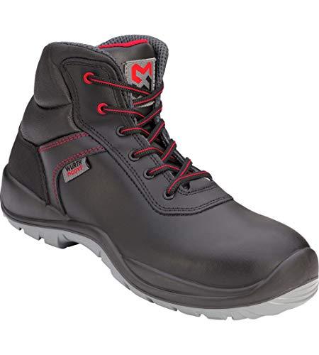 WÜRTH MODYF Sicherheitsstiefel S3 SRC Eco schwarz: Der zertifizierte Schuh ist in Größe 47 verfügbar. Innovativen, modern & robuste - perfekt für Außenbereiche geeignet.