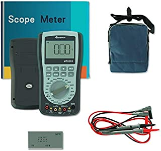 Parts & Accessories Mustool Mt8205 2 In 1 Digital Intelligent Handheld Storage Oscilloscope Multimeter Ac/Dc Current Voltage Resistance Frequency Di - (Ships From: China)