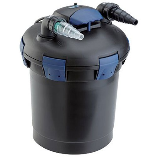 OASE 706759403481 032217 Biopress Uvc 1600 Pond Filter