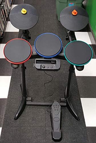 Guitar Hero Warriors of Rock Wireless Drums for Wii