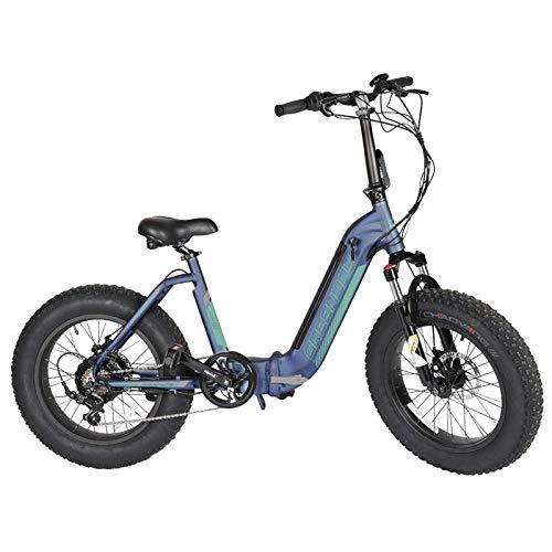 Bicicleta Elétrica e-bike Hive GreenWay Flex Cinza/Verde