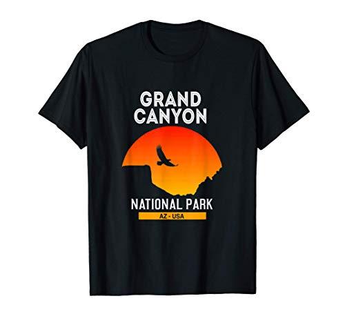Grand Canyon National Park Arizona T shirt vacation Maglietta