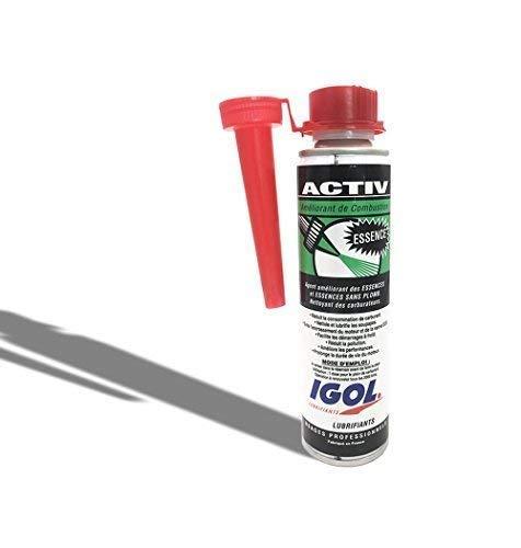 IGOL Améliorant de Combustion Essence 300ml