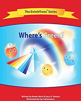 Where's Green? 0988781301 Book Cover