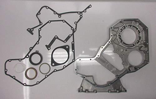 New Timing Gear Housing Case Kit For 94-98 Dodge 5.9L 12 Valve Cummins P pump Part number 3936256
