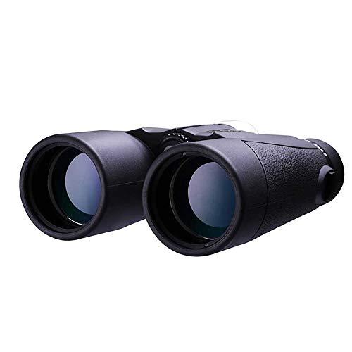 JMFHCD Prismáticos Profesionales, Compactos HD, Prismas Superiores Bak4 Y Lentes Ópticos FMC, para Observación De Aves, Camping, Conciertos, Caza, Safaris Al Aire Libre,10X42