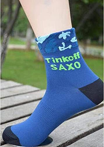 Calcetines Calcetines para Hombres Calcetines Set Socks Mens Socks Unisex Hombres Deporte Equipo al Aire Libre Calcetines Mujeres Montando Calcetines de Bicicleta Secado rápido MTB Francia Ciclis