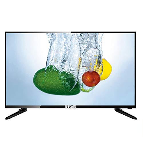 Household appliances Televisor LED Ultra Claro 1080P, TV Digital portátil casera, Compatible con USB, HDMI, DVI, AV, VGA Sonido Dolby