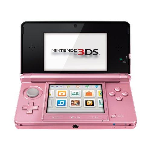 Console Nintendo 3ds Rose Corail