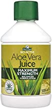 Optima Aloe Vera Juice – Maximum Strength 4 X 500Ml Estimated Price : £ 39,10