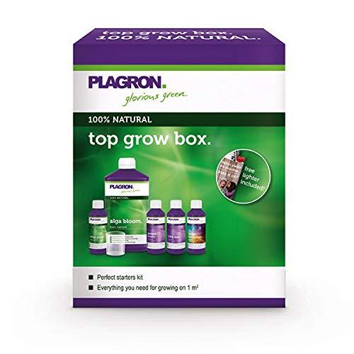Engrais Plagron Top Grow Box 100% Bio