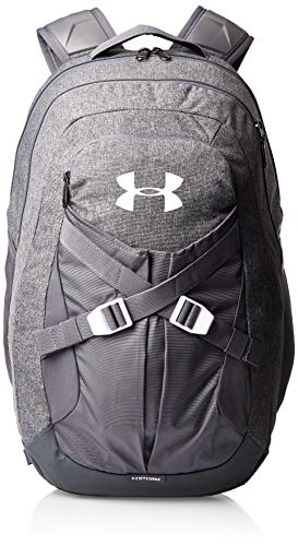 Under Armour Recruit Backapck 2.0, Graphite Medium Heather/White, One Size