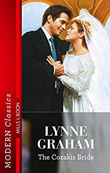 The Cozakis Bride by [Lynne Graham]