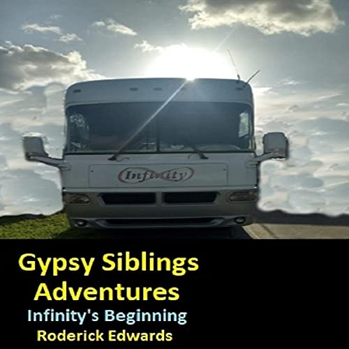 Infinity's Beginning Audiobook By Roderick Edwards cover art