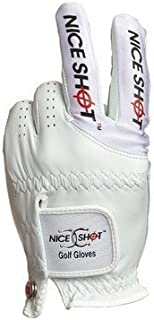 Nice Shot Golf Glove Long Bow