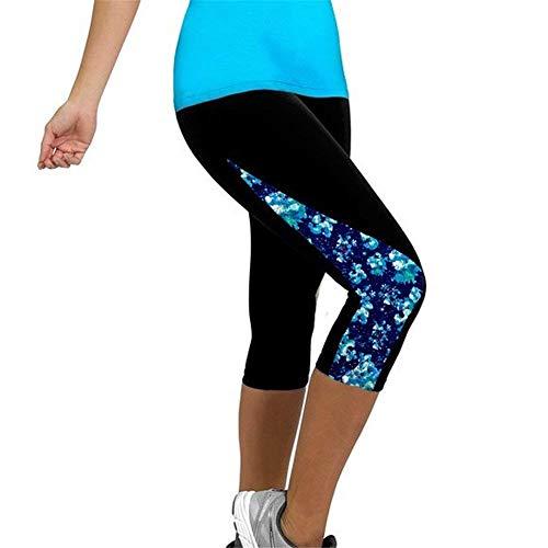 Targogo vrouwen legging yoga workout fitnessbroek hardloopbroek skinny sportkleding elastische taille stretch fietsbroek zweetbroek