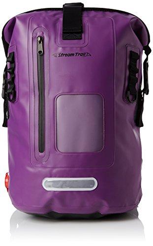 Stream Trail Sac à Dos pour Trekking, Dry Tank, DX, 25 L, Homme, Viola - Purple/Onyx