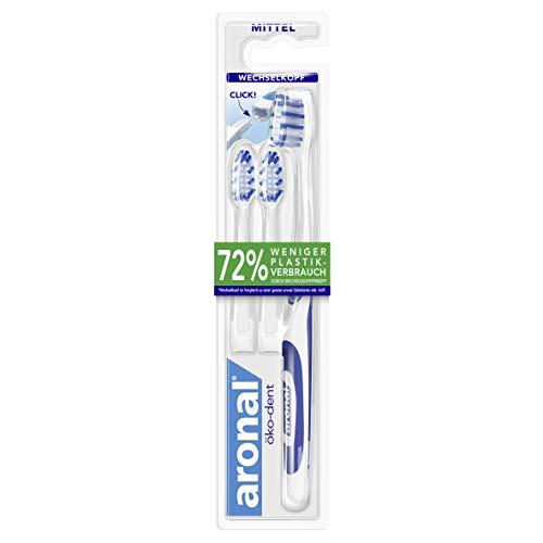 aronal öko-dent Zahnbürste, mittel, 1 Stück