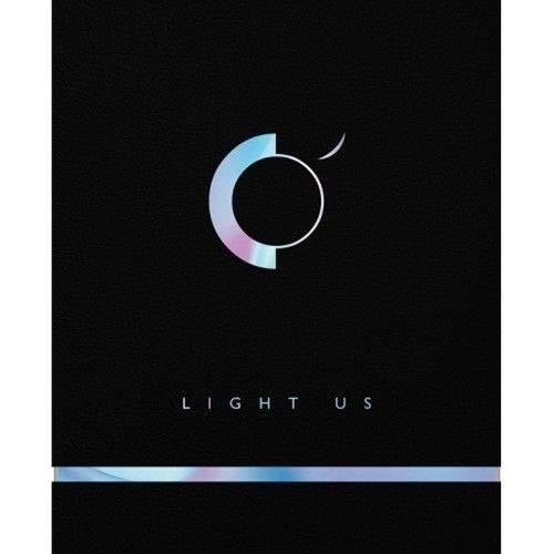 Oneus Light Us 1st Mini Album Cd104p Booklet2p Photocard1p Scratch Message Cardcard Stickertracking K Pop Sealed