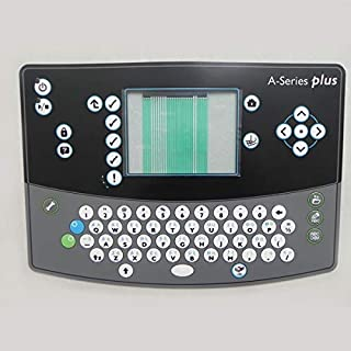 Printer Parts A Plus Keyboard Membrane DA1-0160400SP for Domino A100+ A200+ A300+ Inkjet Printer Parts Inkjet KEYPAD
