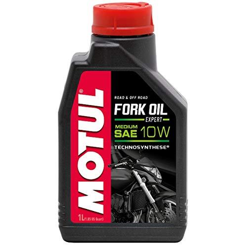1 Liter Motul Fork Oil Expert Medium SAE 10W Motorrad Gabelöl Dämpfungsöl Öl