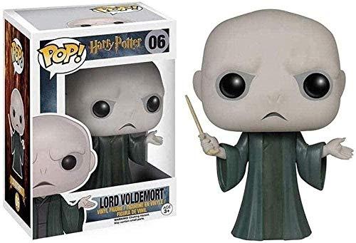 YUMENG Stone Lord Voldemort Philosopher Pop Figura Coleccion de Fans de peliculas y Pop