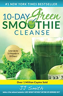 10-Day Green Smoothie Cleanse by Simon Schuster