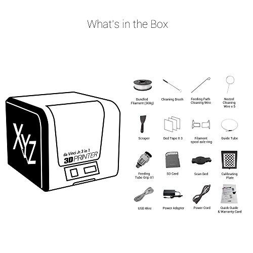 XYZprinting – da Vinci Junior 1.0 3-in-1 - 9