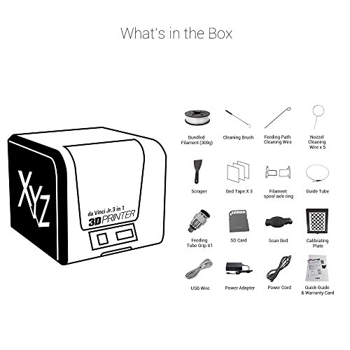 XYZprinting – da Vinci Junior 1.0 3-in-1 - 4
