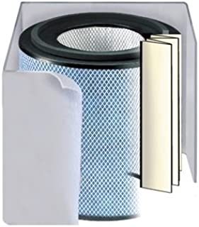 Replacement filter FR400 for Austin Air HealthMate Air Purifier - White Color