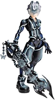 CRISIS CORE FINAL FANTASYVII Play Arts Zack Fair figure movable scale Taille 220mm