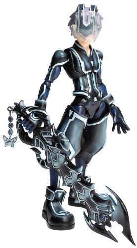 Figurine 'Kingdom Hearts : Dream Drop Distance 3D' Play Arts Kaï - Riku Tron: Legacy ver. [Edizione: Francia]